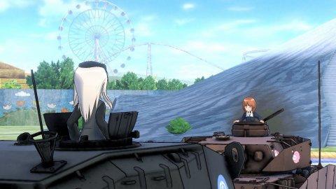 Il nuovo trailer di Girls und Panzer mostra i carri della Saunders High School