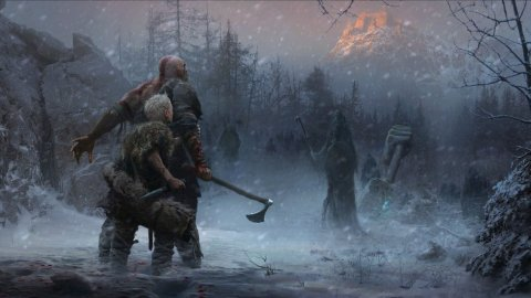 Santa Monica Studio conferma: niente Season Pass per God of War