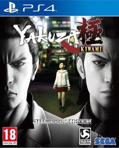 Yakuza Kiwami per PlayStation 4