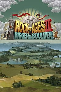 Rock of Ages II: Bigger and Boulder per Xbox One