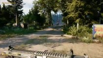 Far Cry 5 - Gameplay dal livestream Ubisoft, prima parte