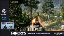 Far Cry 5 - Gameplay dal livestream Ubisoft, terza parte