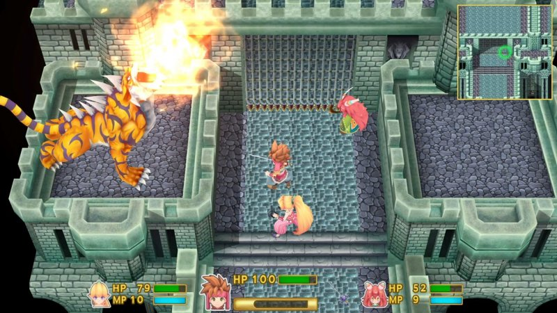 La recensione del remake di Secret of Mana