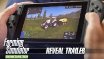 Farming Simulator: Nintendo Switch Edition - Trailer di presentazione