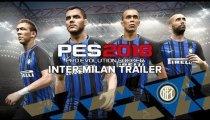 Pro Evolution Soccer 2018 - Il trailer di Inter e Milan