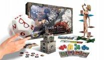 Attack on Titan: l'Ultima Resistenza - Giochi da tavolo