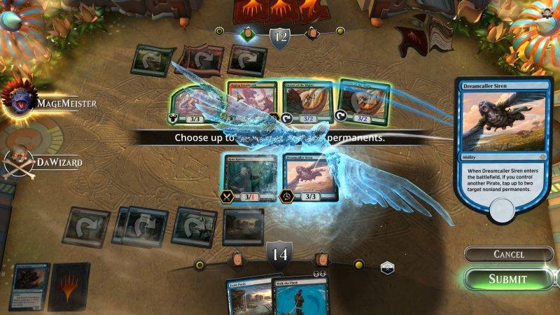 Magic: The Gathering Arena, la recensione
