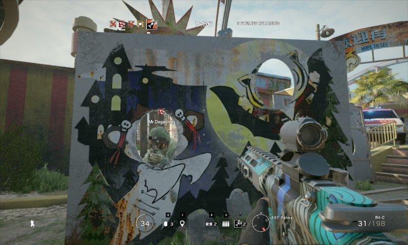 L'analisi di Theme Park, la nuova mappa di Rainbow Six Siege