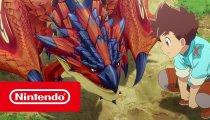 """Monster Hunter Stories - Il secondo episodio dell'anime """"Ride On"""""""