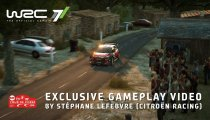 WRC 7 - Video gameplay esclusivo con Stéphane Lefebvre - Corsica Full Track