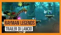 Rayman Legends: Definitive Edition - Trailer di Lancio