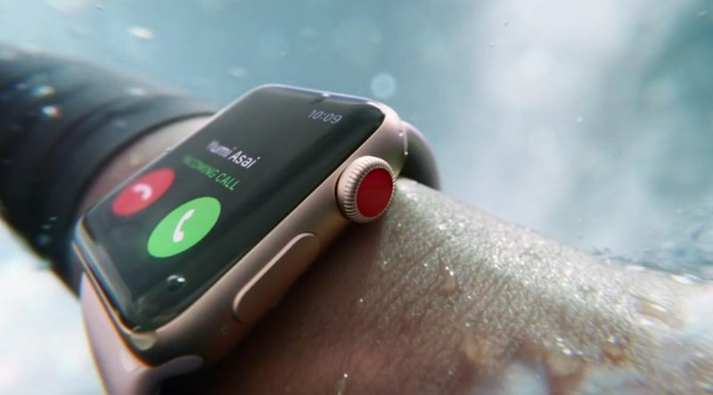 Apple Watch l'orologio più venduto al mondo, Apple annuncia l'Apple Watch Series 3