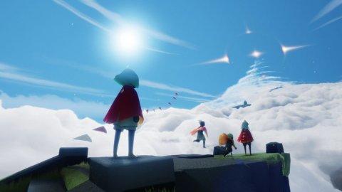 Vediamo 27 minuti di gameplay per Sky, il nuovo mobile game di thatgamecompany