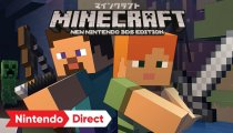 Minecraft: New Nintendo 3DS Edition - Trailer di presentazione