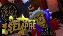 LEGO Ninjago Il Film - Video Game. Dojo Trailer ufficiale