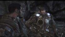 Gears Of War 2 - Scena con Dom e Maria