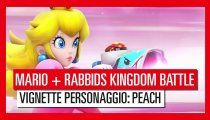 Mario + Rabbids Kingdom Battle - Un trailer per Peach