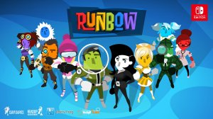 Runbow per Nintendo Switch