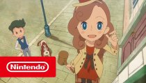 Layton's Mystery Journey: Katrielle e il Complotto dei Milionari - Nuovo trailer