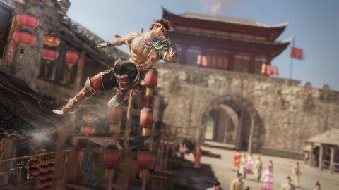 Dynasty Warriors 9: il trailer di Xin Xianying