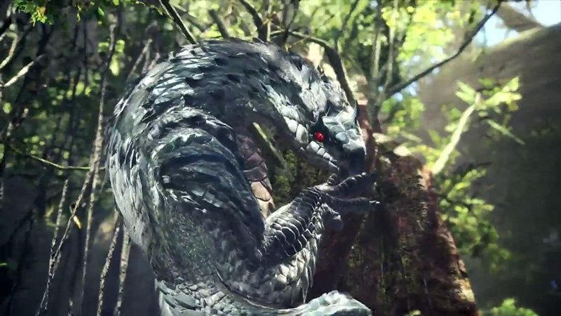 Mostri inediti per Monster Hunter: World