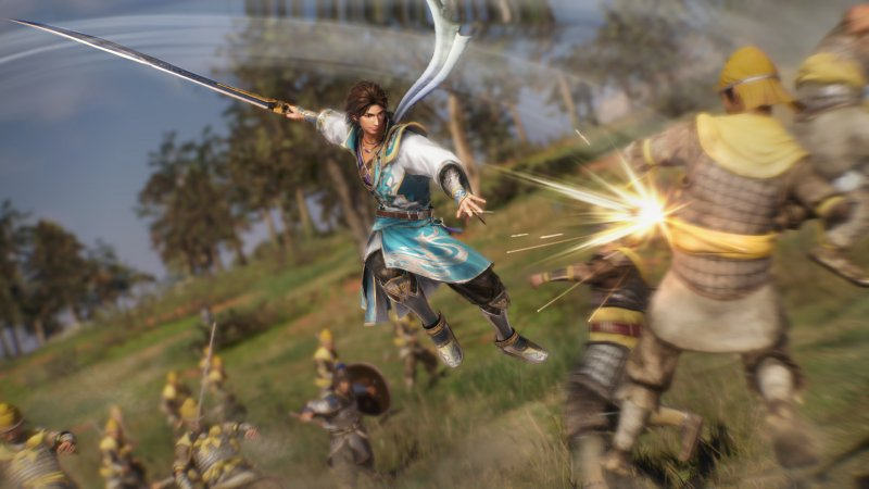 Dynasty Warriors 9 si mostra nell'esplosivo trailer di lancio