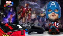 Marvel Vs. Capcom: Infinite - Sala Giochi