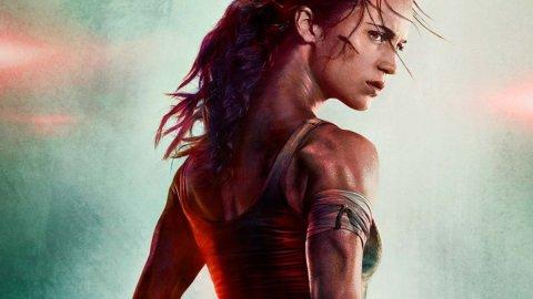 Vediamo il nuovo trailer ufficiale italiano per il film di Tomb Raider