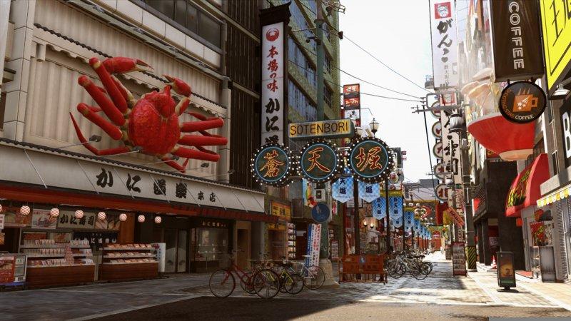 Torniamo a Sotenbori nella demo di Yakuza Kiwami 2 al TGS 2017
