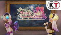 Atelier Lydie & Suelle: The Alchemists and the Mysterious Paintings - Trailer di presentazione occidentale