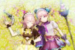 Un video illustra alcuni aspetti dell'alchimia in Atelier Lydie & Suelle: The Alchemists and the Mysterious Paintings