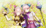Ottimo il giudizio di Famitsu per Atelier Lydie & Suelle: The Alchemists and the Mysterious Paintings - Notizia