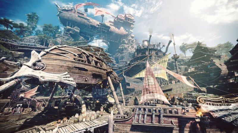 Monster Hunter: World supera Final Fantasy VII come gioco più atteso dai lettori della rivista Famitsu