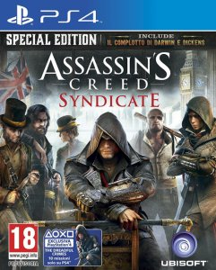 Assassin's Creed Syndicate per PlayStation 4