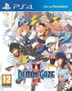 Demon Gaze II per PlayStation 4