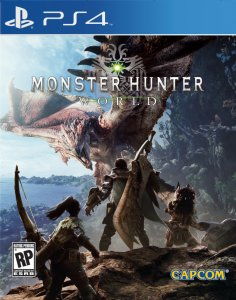 Monster Hunter: World per PlayStation 4