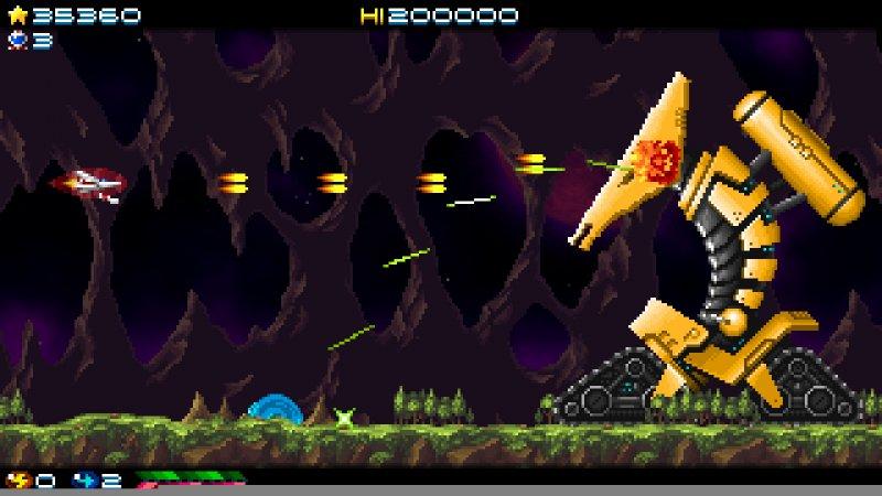 Super Hydorah riparte da Nemesis