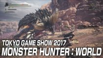 Monster Hunter: World - Special Stage dedicato al TGS 2017