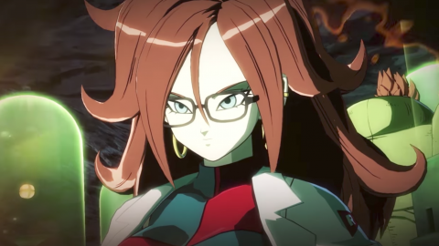 C'è anche il trailer dedicato ad Android 21 per Dragon Ball FighterZ