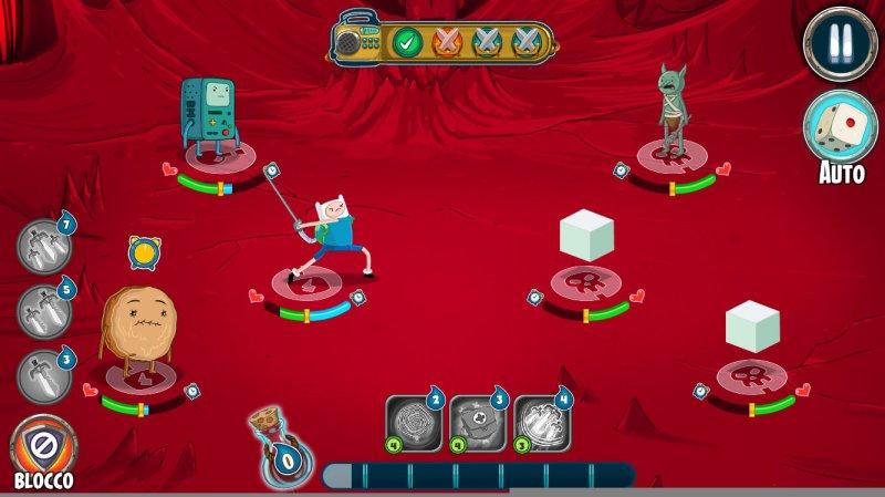 Una recensione avventurosa per Champions and Challengers - Adventure Time
