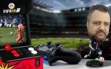 Quattro calci con Massimo Reina e FIFA 18 in una scoppiettante Sala Giochi - Video