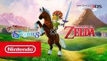 Monster Hunter Stories - The Legend of Zelda DLC trailer