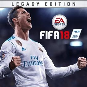 FIFA 18 per PlayStation 3