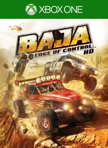 Baja: Edge of Control HD per Xbox One