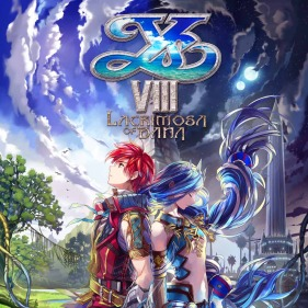 Ys VIII: Lacrimosa of Dana per PlayStation 4