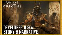 Assassin's Creed Origins - Videodiario su storia e narrativa