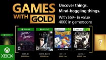 Xbox Games with Gold - I titoli di ottobre 2017