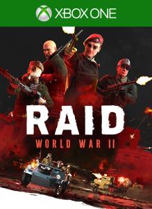 RAID: World War II per Xbox One