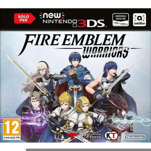 Fire Emblem Warriors per New Nintendo 3DS