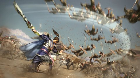 Cinque nuovi trailer per i personaggi di Dynasty Warriors 9